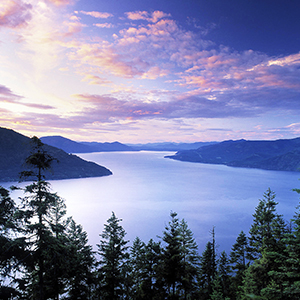 Idaho; horizontal; Northwest; America; America Engagement; America Mini; Rocky Mountain Wilderness; The West; landscape; scenic; nature, Lake Pend Oreille, lakes, sunsets, sunset